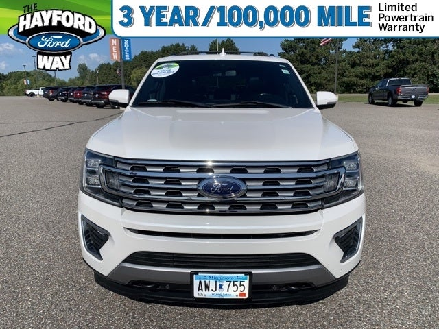 Used 2018 Ford Expedition Limited with VIN 1FMJK2AT4JEA37152 for sale in Isanti, Minnesota