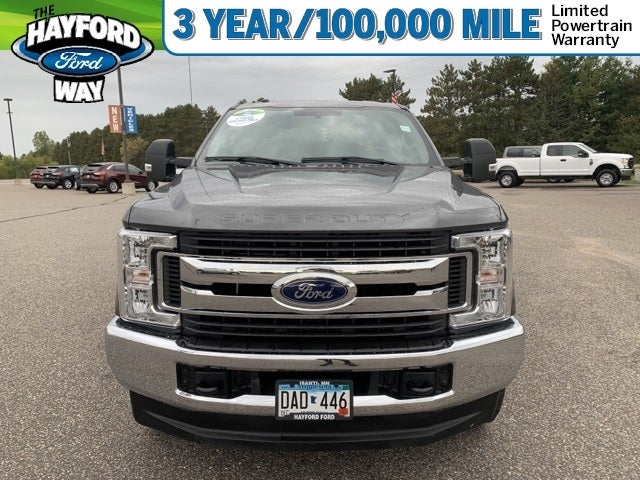 Used 2019 Ford F-250 Super Duty XLT with VIN 1FT7W2B65KEE85414 for sale in Isanti, Minnesota