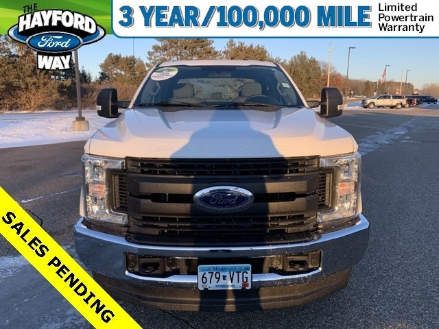 Used 2017 Ford F-250 Super Duty XL with VIN 1FT7W2B67HEC15884 for sale in Isanti, Minnesota