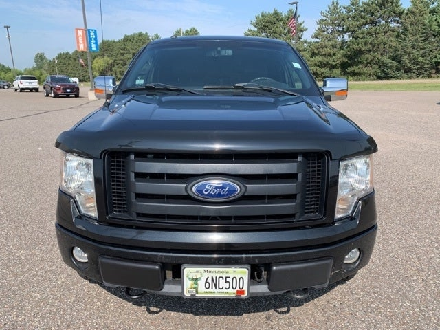 Used 2010 Ford F-150 FX4 with VIN 1FTFX1EV3AFD18760 for sale in Isanti, Minnesota