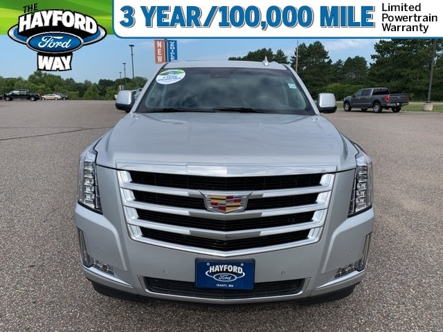 Used 2017 Cadillac Escalade ESV Luxury with VIN 1GYS4HKJ0HR301435 for sale in Isanti, Minnesota