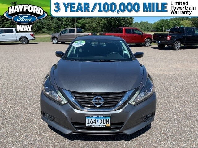Used 2017 Nissan Altima SR with VIN 1N4AL3AP3HC184343 for sale in Isanti, Minnesota