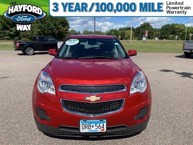 Used 2013 Chevrolet Equinox 1LT with VIN 2GNALDEK5D1121704 for sale in Isanti, Minnesota