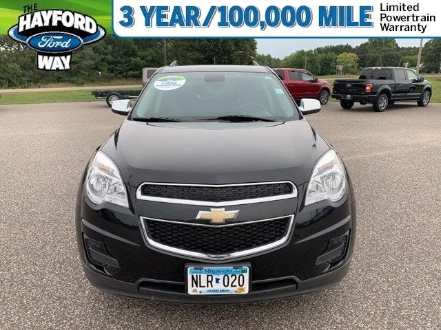 Used 2015 Chevrolet Equinox 1LT with VIN 2GNFLFE38F6350099 for sale in Isanti, Minnesota